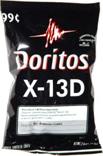 Doritos X-13D Tortilla Chips