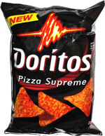 Doritos Pizza Supreme
