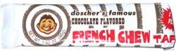 Doscher's Famous Chocolate Flavored French Chew Taffy