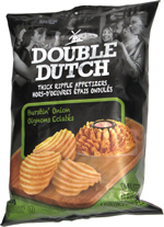 Double Dutch Thick Ripple Appetizers Burstin' Onion