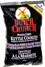 Dutch Crunch Kettle Cooked Cracked Black Pepper & Balsamic Vinegar