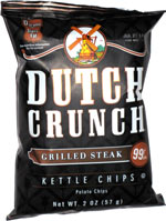 Dutch Crunch Grilled Steak Kettle Chips