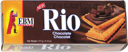 EBM Brands Rio Chocolate