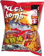 Jing Yan Each Bomb Piquancy