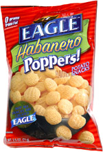 Eagle Habanero Poppers!