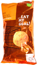 Eat My Goal! Hot & Spicy Cheesy Balls