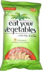 Eat Your Vegetables Jalapeño Ranch