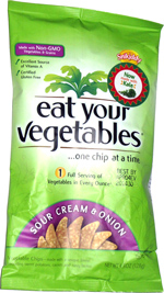 Eat Your Vegetables Sour Cream & Onion