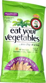 Eat Your Vegetables Sour Cream & Onion