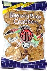 Eden Brown Rice Crackers