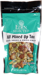 Eden Selected All Mixed Up Too