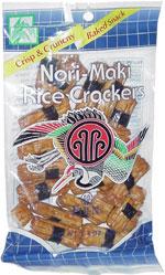Eden Nori-Maki Rice Crackers