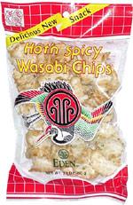 Eden Wasabi Chips