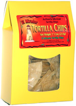 El Mirador Authentic Mexican Tortilla Chips