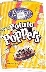 Potato Poppers Honey Mustard