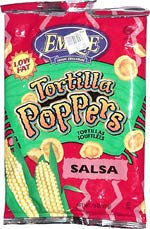 Tortilla Poppers Salsa