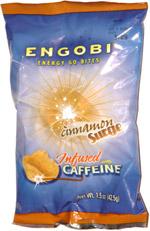 Engobi Energy Go Bites Cinnamon Surge