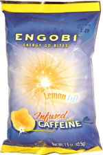 Engobi Energy Go Bites Lemon Lift