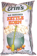 Erin's Old Fashioned Kettle Corn