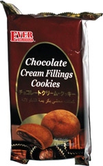 Ever Delicious Chocolate Cream Fillings Cookies