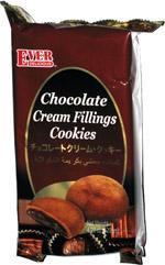Ever Delicious Chocolate Cream Fillings Cookies