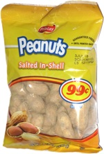 Frito Lay Peanuts Salted In-Shell