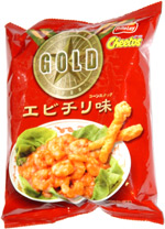 Cheetos Gold Shrimp