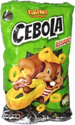 Fabitos Cebola Assado