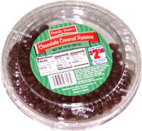 Family Pantry Chocolate Covered Raisins