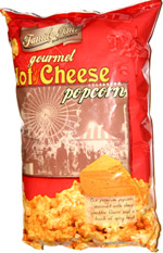 Family Time Gourmet Hot Cheese Popcorn