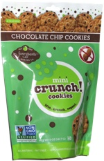 Mini Crunch! Cookies Chocolate Chip