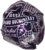 Farr's Idaho Huckleberry Cordial