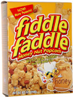 Fiddle Faddle Honey Nut Popcorn