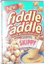 Fiddle Faddle Peanut Butter Popcorn