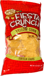 Fiesta Crunch Yellow Corn Tortilla Chips