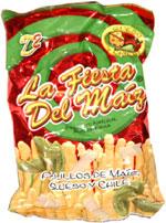 La Fiesta Del Maíz Queso y Chile