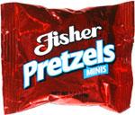 Fisher Pretzels Minis