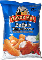 Flavor Mill Buffalo Blue Cheese Flavored Cheese Curls