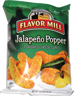 Flavor Mill Jalapeño Popper Flavored Cheese Curls