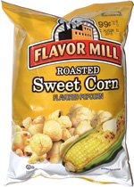 Flavor Mill Roasted Sweet Corn Flavored Popcorn