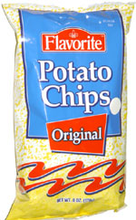 Flavorite Potato Chips Original
