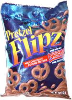 Pretzel Flipz Milk Chocolate Covered Pretzels