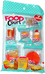 Food Court Gummy Candy