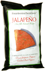 Food Should Taste Good Jalapeno Tortilla Chips