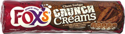 Fox's Crunch Creams Choc Fudge