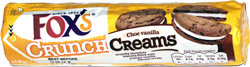 Fox's Crunch Creams Choco Vanilla