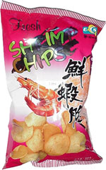 Fresh Shrimp Chips