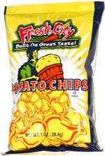 Fresh City Potato Chips