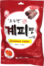 Friend Cinnamon Candy