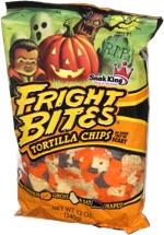 Fright Bites Tortilla Chips